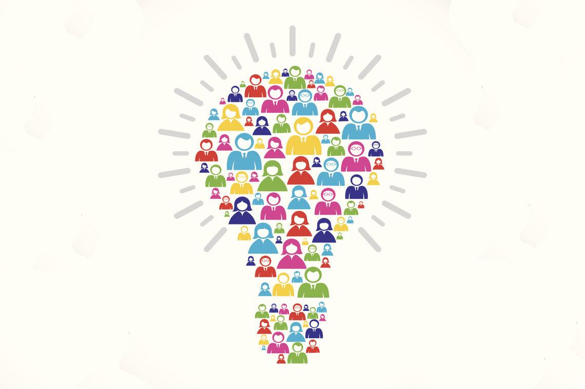 آشنایی با انبوه سپاری و مزایای آن در پیشبرد بازاریابی اینترنتی